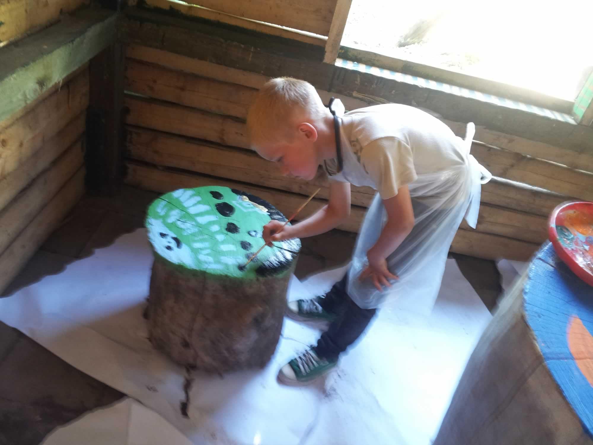 Arbeit mit Kindern in Litauen (childrens.net)